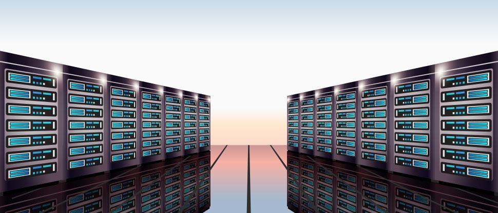 Серверы хостинга